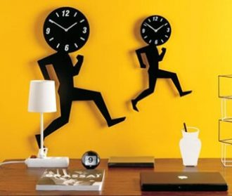 Dekoratif Saat Modelleri